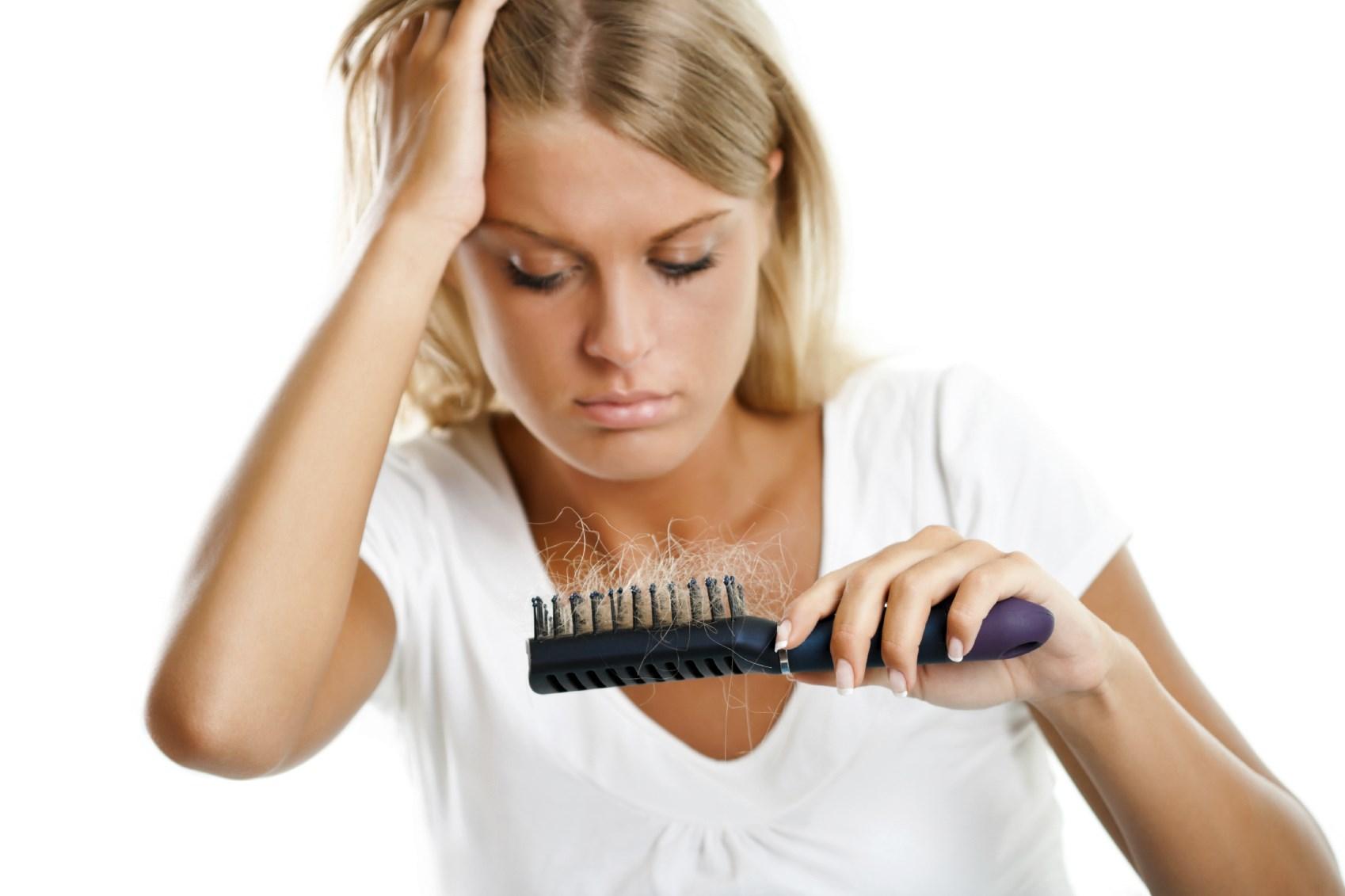 Корень волоса восстановление